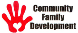 Community Family Development Logo